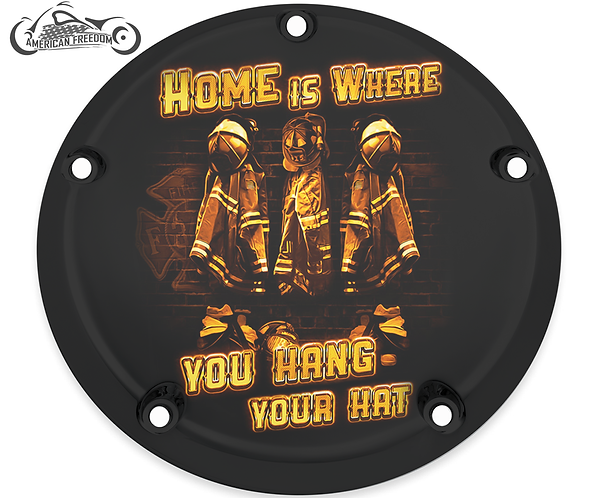 HOME IS WHERE YOU HANG YOUR HAT