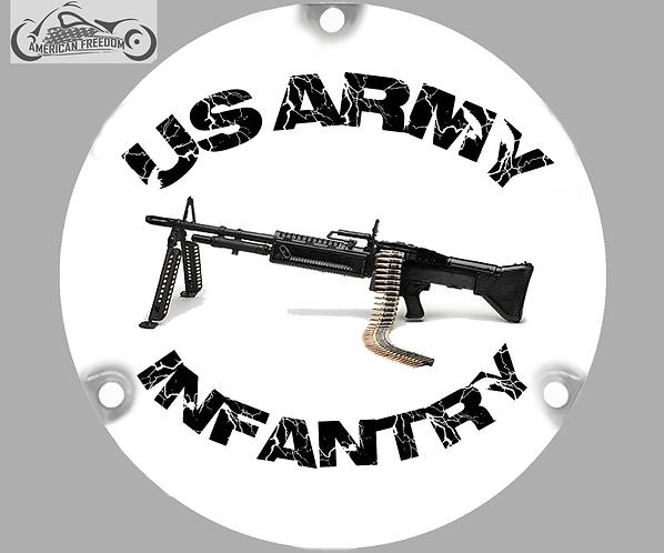 Shane - Custom Infantry 3 Hole Derby