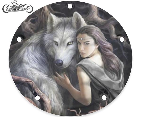 WOLF & WOMAN