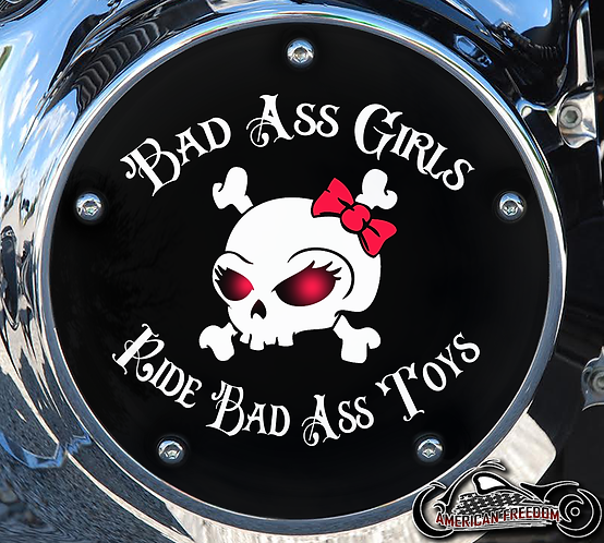 BAD ASS GIRLS (RED)