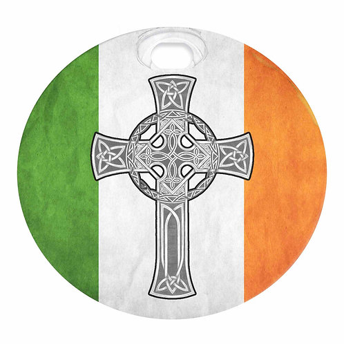 IRISH CROSS (FUEL DOOR)