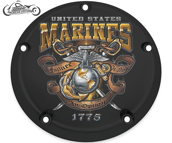 MARINES 1775 FAILURE IS NOT AN OPTION