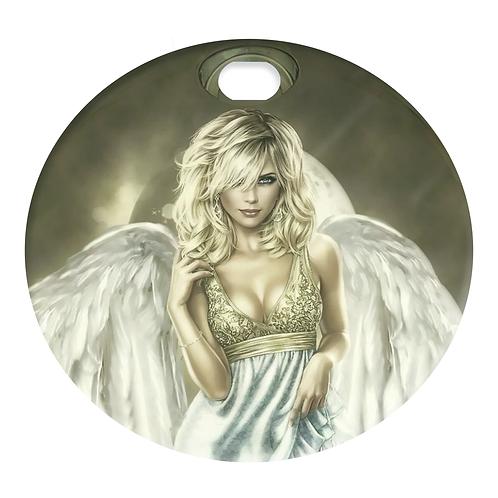 BLONDE ANGEL (FUEL DOOR)