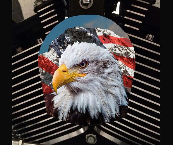 AMERICAN MOUNTAIN EAGLE (HORN)