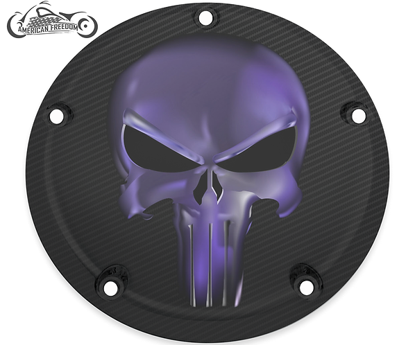 PUNISHER (PURPLE)