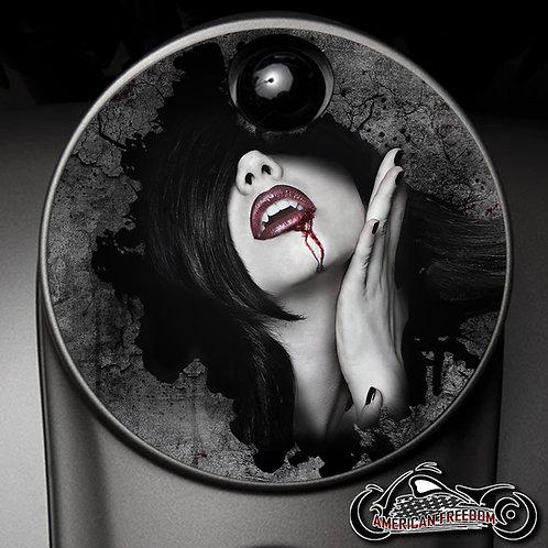 VAMPIRE WOMAN (FUEL DOOR)