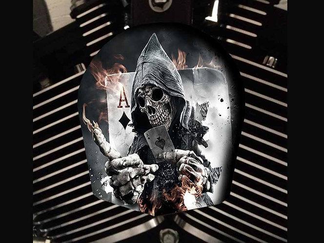 DEATH ACE OF SPADES (HORN)