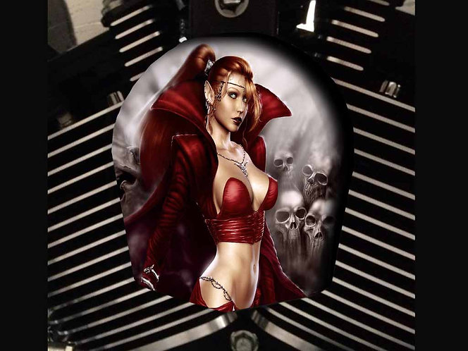 SEXY RED ELF (HORN)