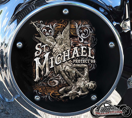ST. MICHAEL PROTECT US