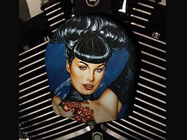 Betty Page Blue Horn.jpg