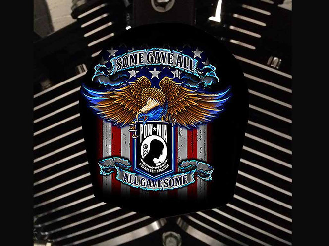 POW MIA ALL GAVE SOME (HORN)