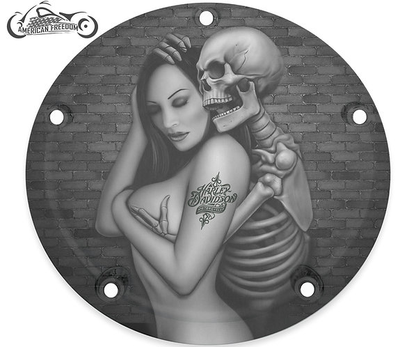 NUDE SKELETON HUG