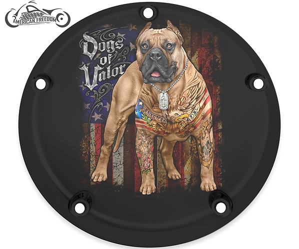 DOGS OF VALOR STAFFORDSHIRE TERRIER