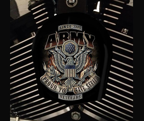 ARMY PROUD TO HAVE SERVED (HORN)