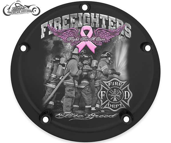 FIREFIGHTERS BREAST CANCER