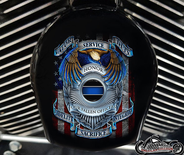 HONOR OUR FALLEN OFFICERS (HORN)