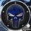 Thumbnail: PUNISHER FROZEN GRILLE (BLUE)
