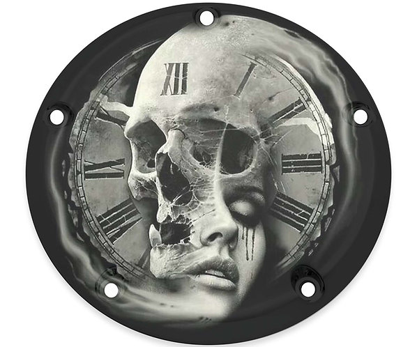 TIME OF DEATH SKULL