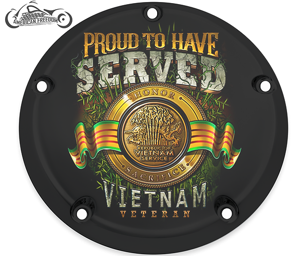 SERVED VIETNAM VETERAN