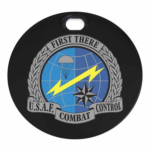 USAF FIRST THERE (FUEL DOOR)