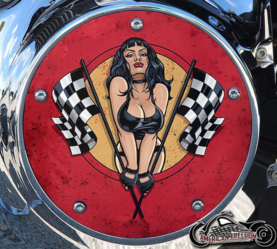 PIN UP RACE FLAGS