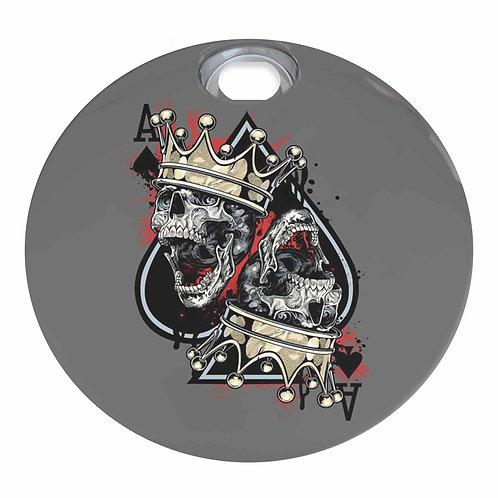ACE SKULL KING (FUEL DOOR)