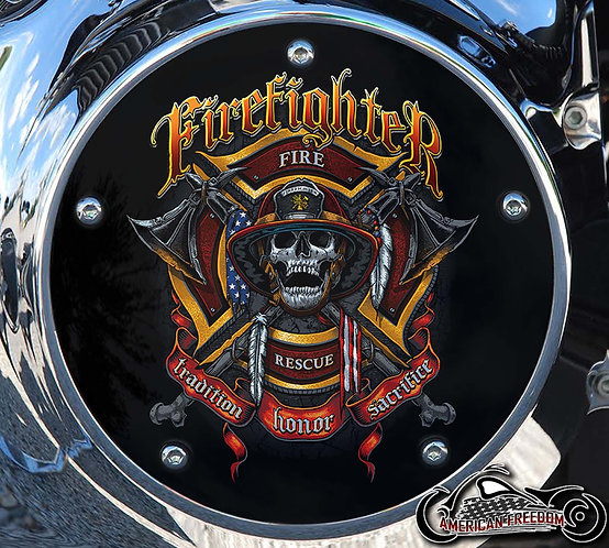 FIREFIGHTER TRADITION HONOR SACRIFICE