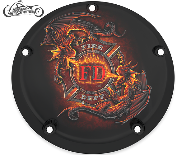 FIRE DEPARTMENT DRAGONS