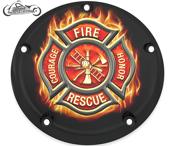 FIRE RESCUE COURAGE HONOR
