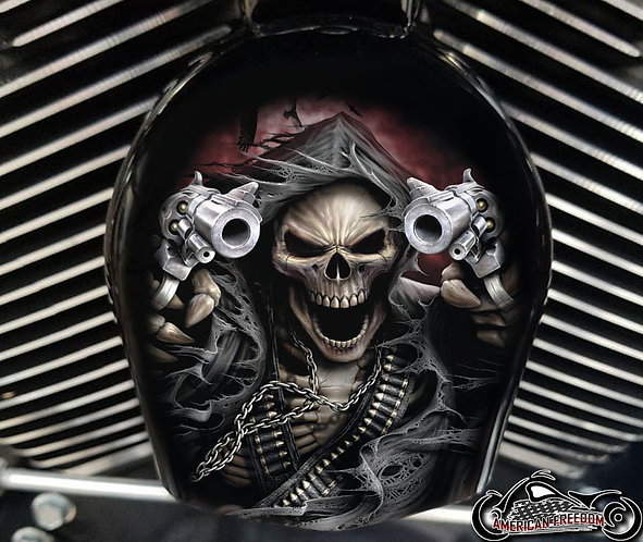 GUNSLINGER REAPER (HORN)