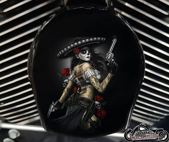 BANDITA DAY OF THE DEAD (HORN)