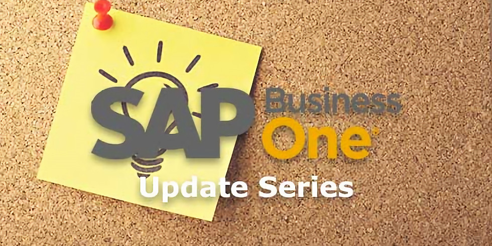 What New in SAP Business One 10