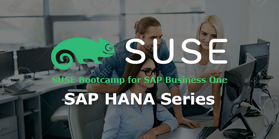 SUSE Boot-camp for SAP Business One