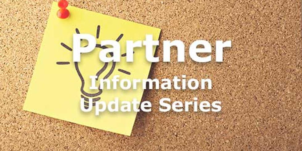 Partner Meeting - Information Update