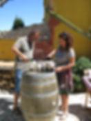 Weinreisen Penedes Begrüßung