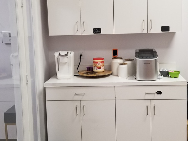 Coffe and Tea Station