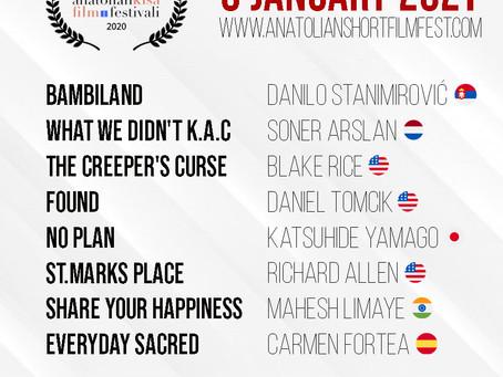 ASFF December 2020 / Calendar Announced