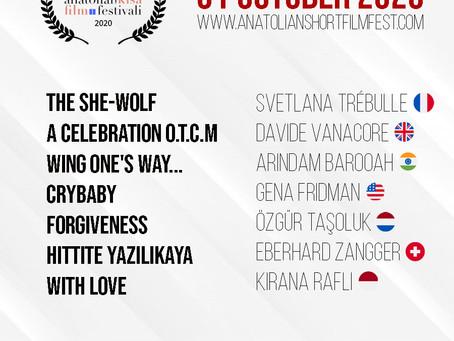 ASFF October 2020 / Calendar Announced