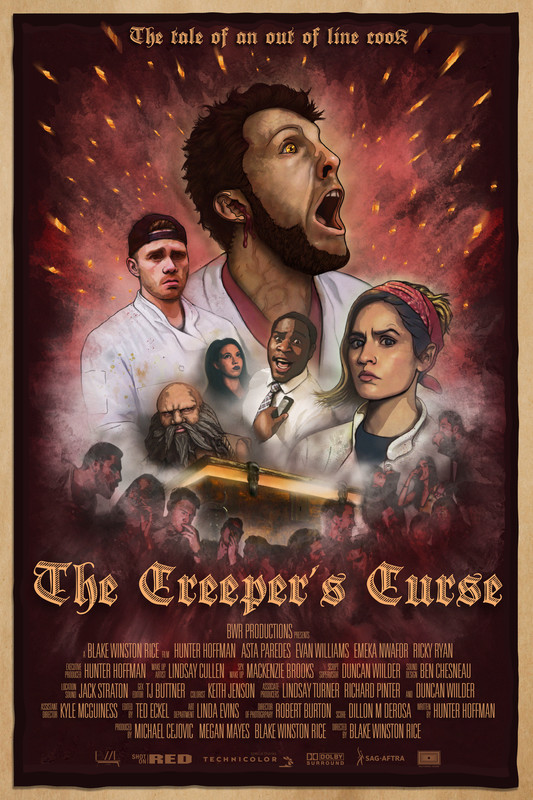 The Creeper's Curse