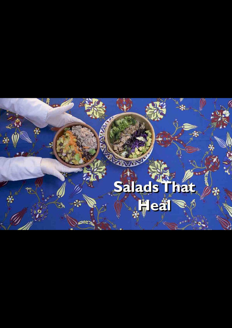 Salads That Heal