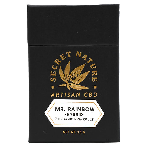 Secret Nature Pre-Rolls (7 pack) | Mr. Rainbow