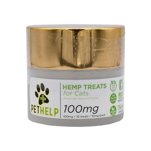 Pet Help Hemp Treats For Cats