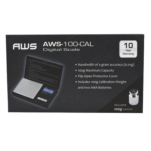 AWS 100-CAL Digital Scale