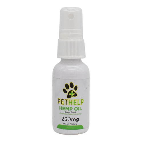 Pet Help Tinctures | Spray Bottle