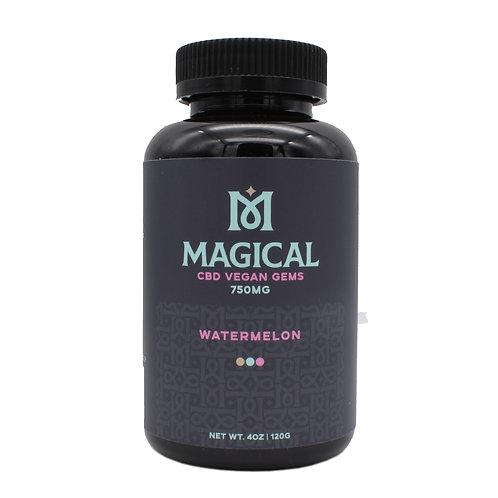 Magical CBD Vegan Gems   Watermelon
