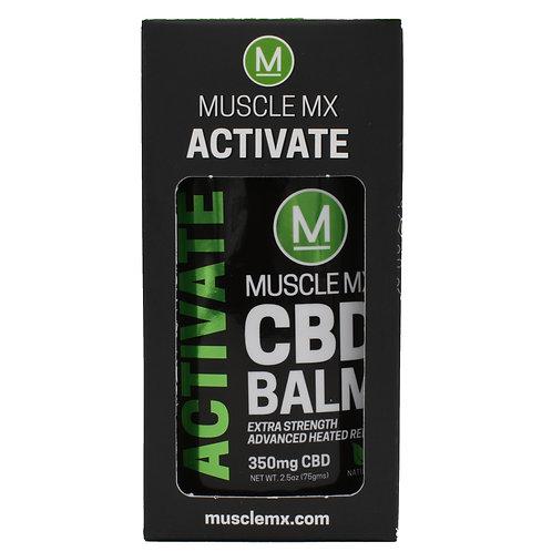 Muscle MX CBD Balm   Activate