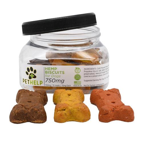 Pet Help Hemp Biscuits