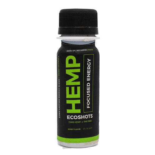 Limitless CBD Eco Shot | Focused Energy