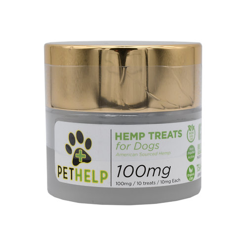 Pet Help Hemp Treats For Dogs