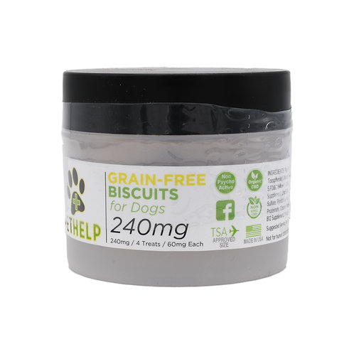 Pet Help Grain Free Biscuits For Dogs